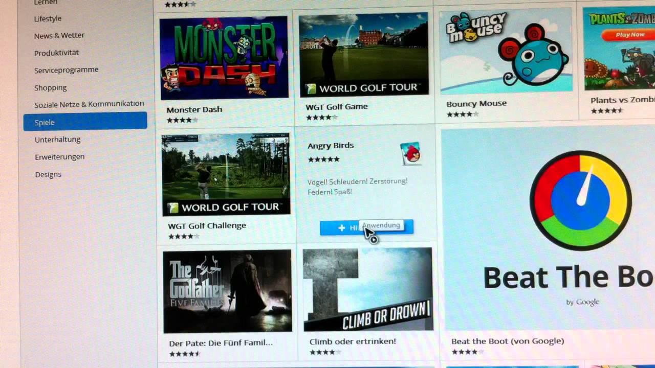 Web Spiele