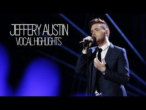 Vocal Highlights on The Voice: Jeffery Austin (A2 - E5)