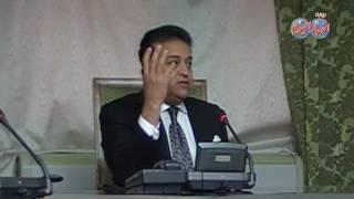 وزير التعليم العالي الجديد: 'الرئيس قالي لو عندك أي مشكلة كلمني ' | بوابه اخبار اليوم الإلكترونية