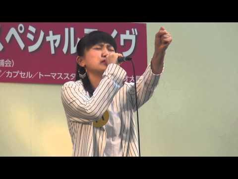 境純菜 (JUNNA)「Heartache (ONE OK ROCK)」2015/05/04