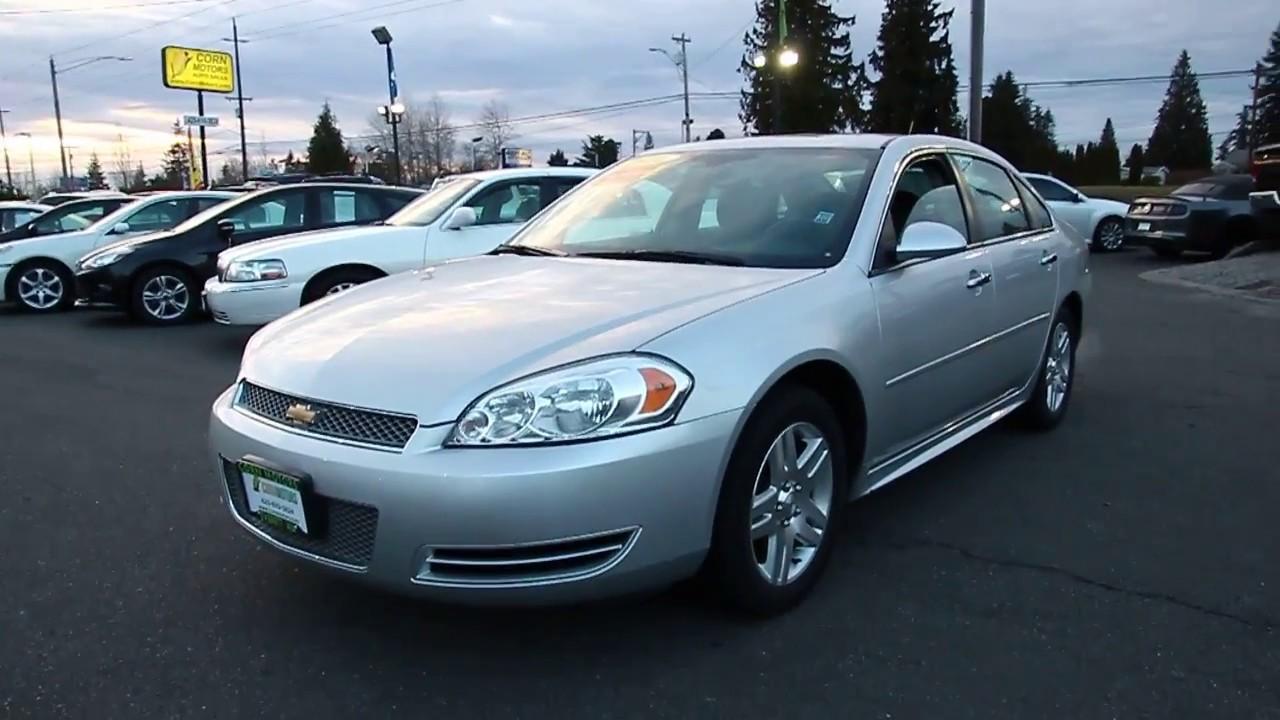 2014 Chevrolet Impala Limited LT *~*30 MPG*~*