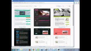 How to create a website in Ucoz - Complete Tutorial by Hasnain Alam