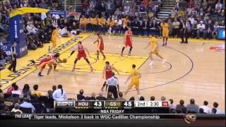 Warriors 2012-13: Game 63 vs. Rockets (3-8-2013)