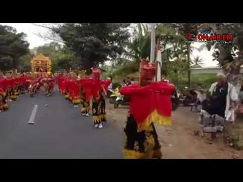 Tari Jarananan Butho  The Best Carnaval 2019