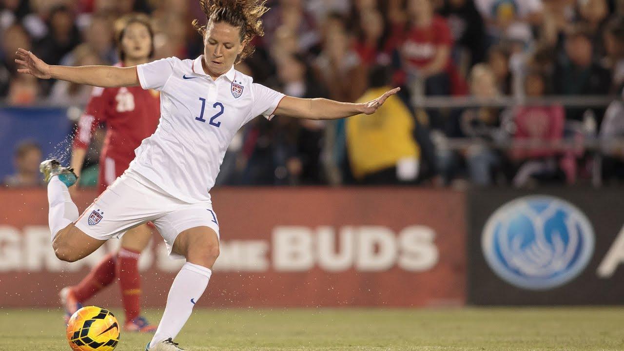 Us Soccer Player Lauren Holiday