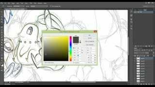 Dibujando un rato despues de Ayudar a un perro XD y terminando el dibujo de POKEMON