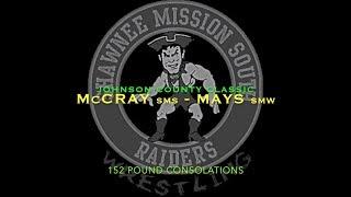 McCray [SMS] vs Mays [SMW]