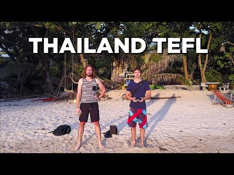 Our TEFL Course In Thailand | Day 1