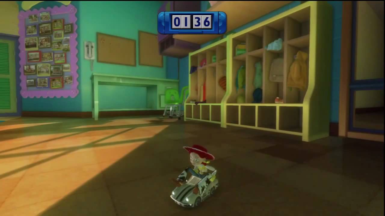 All Toy Story 3 Games : Toy story game walkthrough part sunnyside daycare all