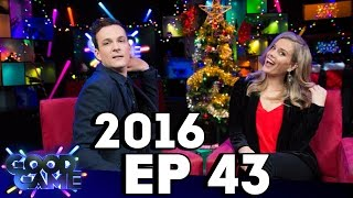 Season Finale! Ep 43: Good Game Awards 2016, Year in Reviews, FFXV + many more!