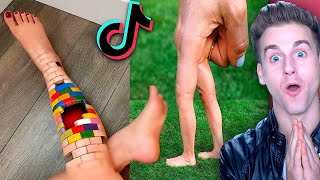 Tik Tok Art ILLUSIONS That Are On Another Level..(woah)