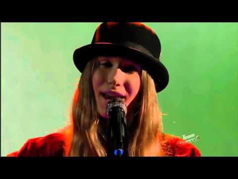 The Voice 2015 Sawyer FredericksLive Finale Please