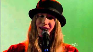 The voice 2015 sawyer fredericks  live finale please