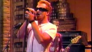 Stone Temple Pilots - Wicked Garden (live Letterman)
