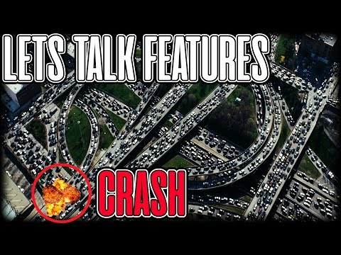 CAR CRASHES IN CITIES SKYLINES? |