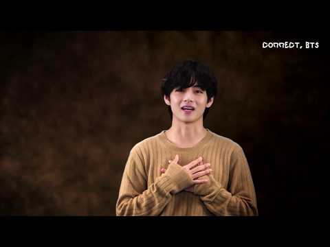 [CONNECT, BTS] Secret Docents of 'Catharsis' by V @ London
