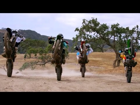 FMX - Freestyle Motocross Tribute HD 2016