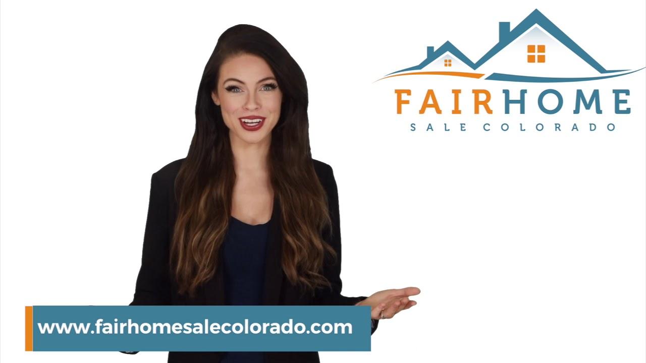 Fair Home Sale Colorado