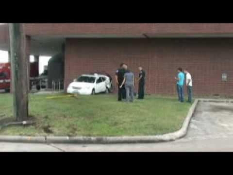 Vehicle Careens into Emergency Room