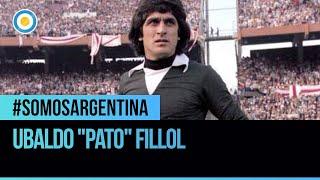 "Ubaldo ""Pato"" Fillol en #SomosArgentina ( 2 de 2 )"
