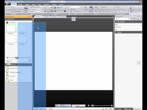 Getting started with iX Developer, Video 1 by Beijer Electronics