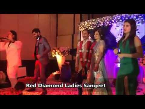 Hosting Big Fat Wedding 25th Anniversary Performing Amazing Shayri
