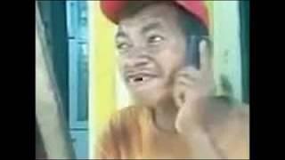 Lucu telepon operator