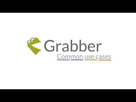 snapADDY Grabber: Common use cases