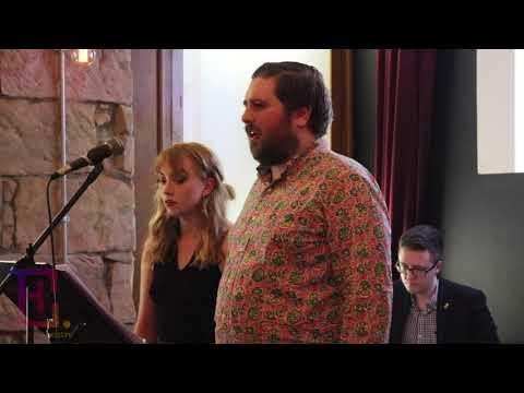 Time Stops  Luke Seawright and Flora Robson