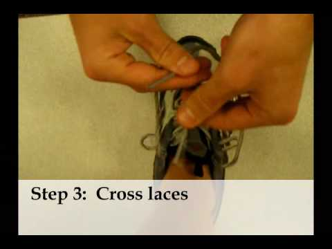 ee1fb8bfd6b8 How to tie a Runner s Knot - YouTube
