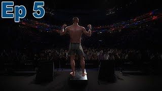 EA Sports UFC 3 - Career Mode Playthrough - Episode 5
