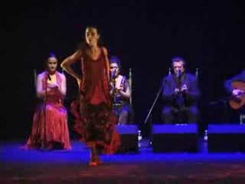 La Burbuja Festival international de flamenco genève 2007
