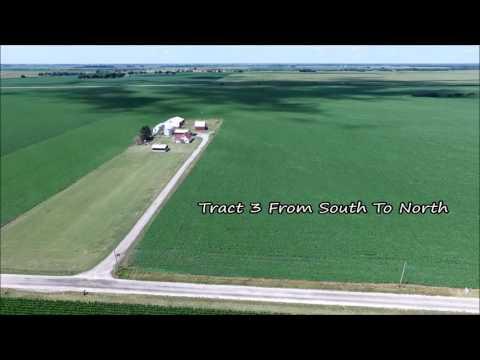 Gerald Fitzgibbon Aerial Tour - Sangamon County, IL