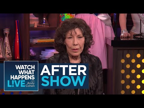After : Jane Fonda And Lily Tomlin's Most Annoying Habits  WWHL