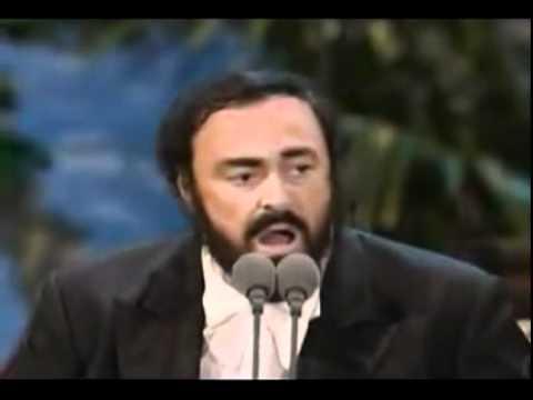 The 3 Tenors Carreras Domingo Pavarotti  Nessun Dorma