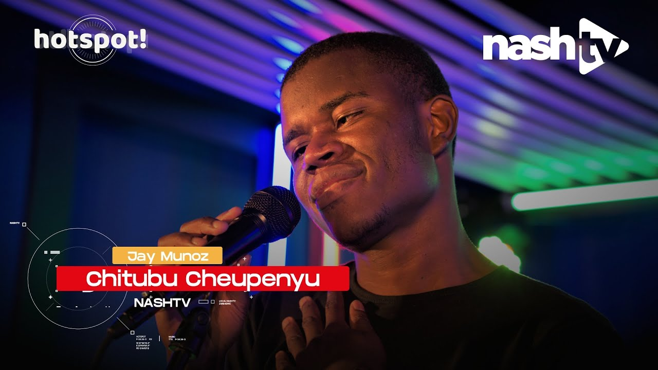 Download Jay Munoz  - Chitubu Cheupenyu   HOTSPOT