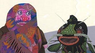 Ловись рыбка   мультфильм для детей   русский мультфильм   Caught A Fish   Stories For Kids