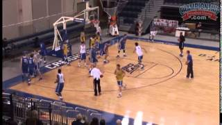 """Work On Closeouts in Greg McDermott's """"Three Line Closeouts!"""" - Basketball 2015 #23"""
