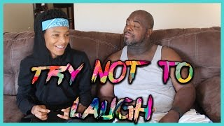 Try Not To Laugh With Uncle Bop! | Ty Perez