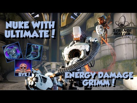 GRIM! BUT I BUILD ENERGY DAMAGE! -Fault Gameplay