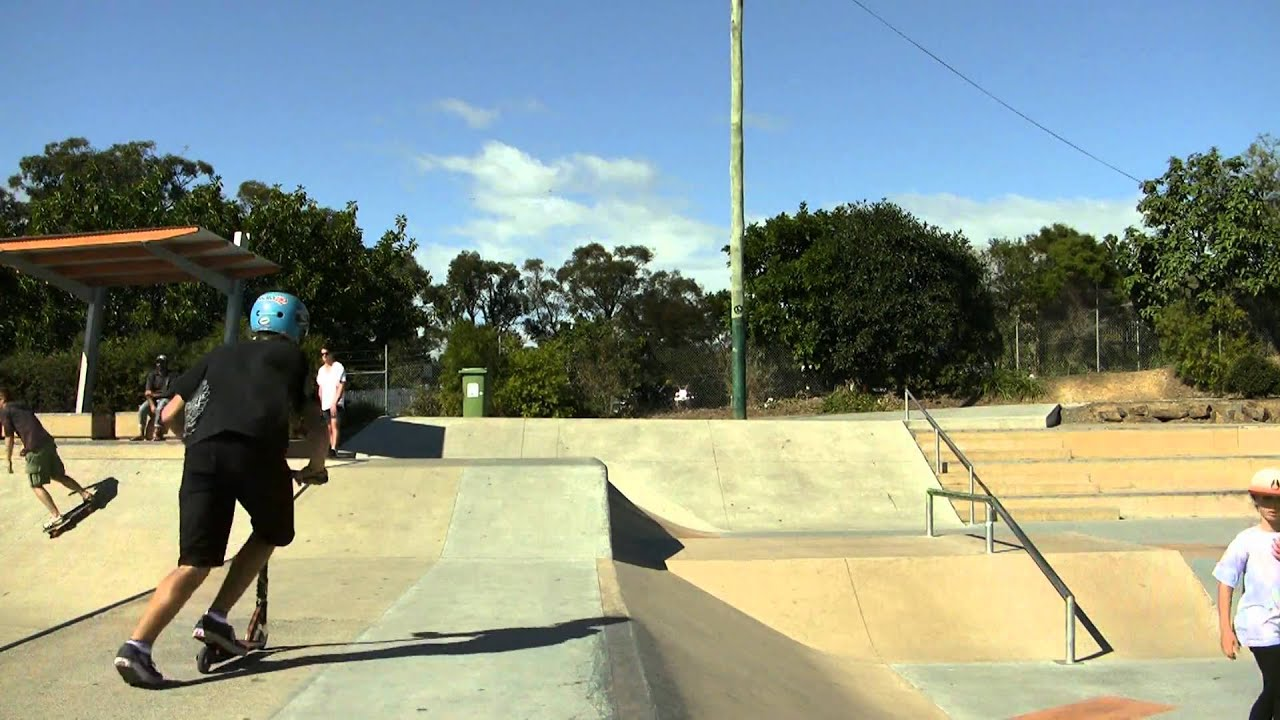 Showcasing Pizzey Park Skatepark Youtube