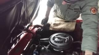 Восстановление системы охлаждения / Lada2106