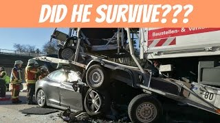 Incredible Tesla Accident Compilation | You Wont Believe People Survived This!!!