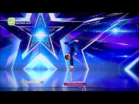 Arabs Got Talent – اليسا سيد احمد - مصر