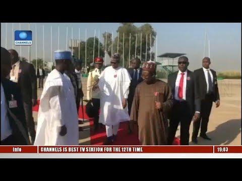 Buhari Visits Chad As El-Rufai Gets Vote Of Confidence From Kaduna APC |Politics Today|