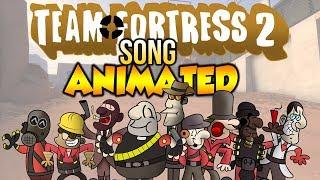 Team Fortress 2-Song ANIMIERT!  (Von brentalfloss) (CZ titulky)