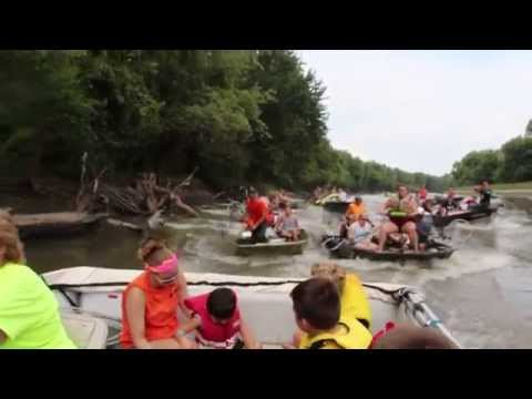 2015.09.05 - 10th Annual Redneck Fishing Tournament At Bath, Illinois