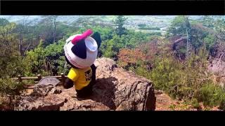 栃木県佐野市非公認キャラクター「さのわる」 自分以外の悪をけして許さ...