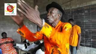 Gambar cover Echos de Bè: M. AKPO Michel élu président du 2 arrondissement B du parti ANC