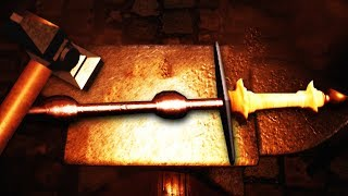 I'm a Blacksmith That Only Makes Erotic Swords  Fantasy Blacksmith gameplay  Let's Game It Out